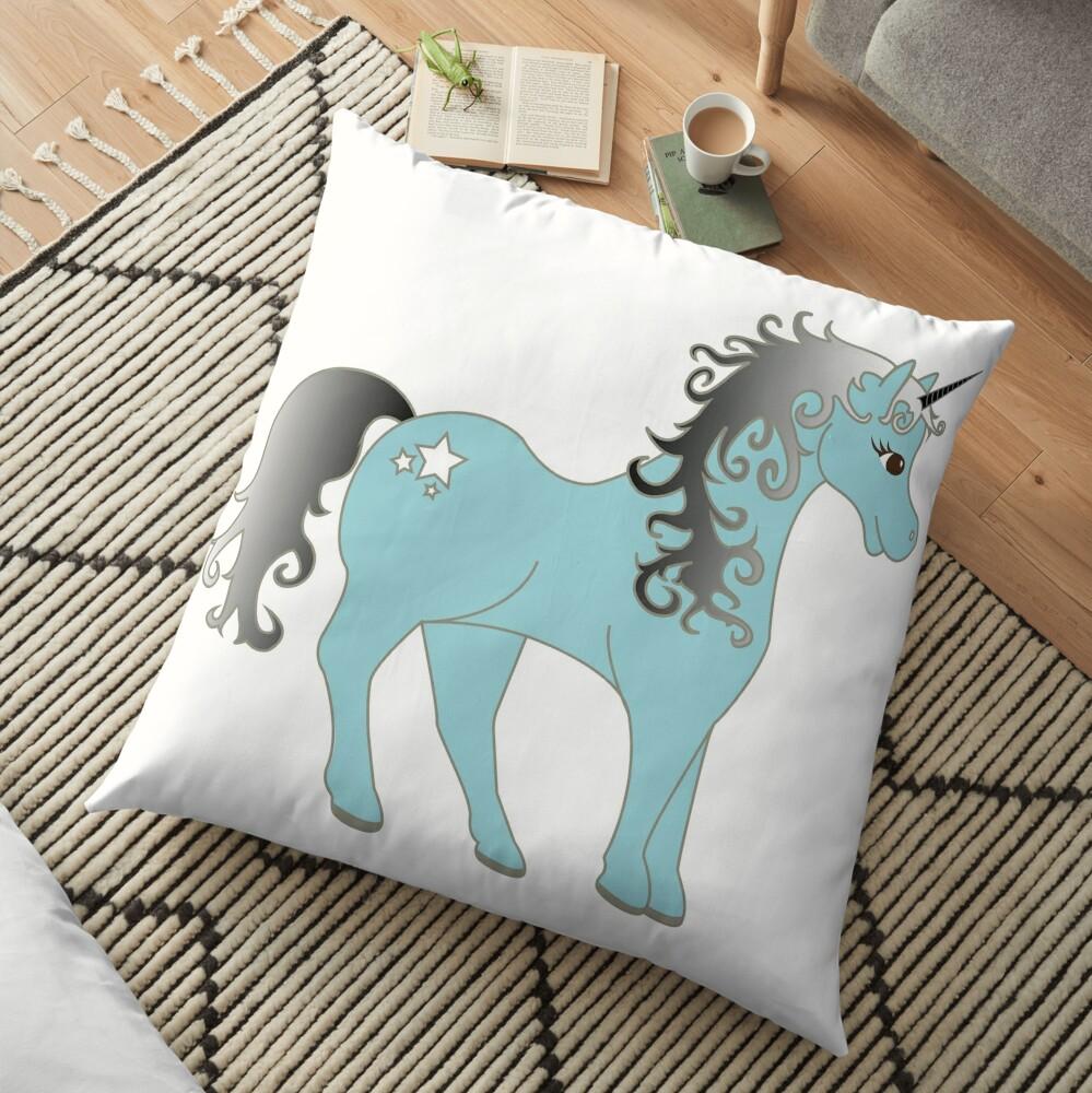 Cute Trendy UNICORN TShirt | Trendy Kidz Tees Floor Pillow