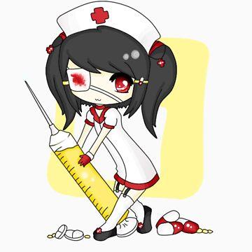 Slutty Nurse by Schizophrenic