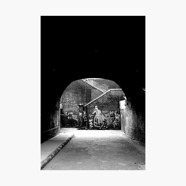Tunnel Photographic Print