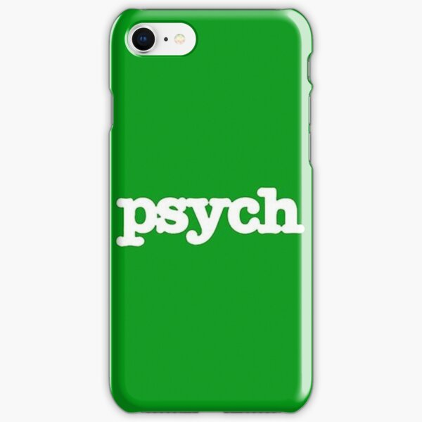 Psych Phone Case  iPhone Snap Case