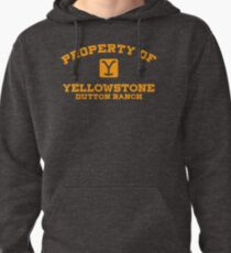 Property of Yellowstone Dutton Ranch Pullover Hoodie