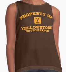 Property of Yellowstone Dutton Ranch Contrast Tank