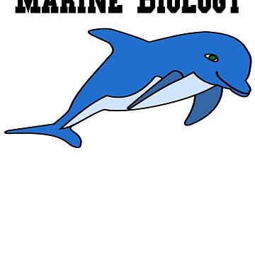 Marine Biologist Shirt - Gift For Marine Biologist by Galvanized