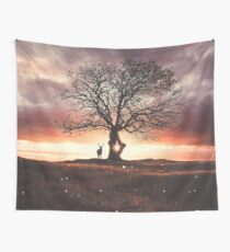 Exoplanet Wall Tapestry