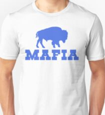 Bills Mafia Shirt - Gift For Buffalo Football Fans Unisex T-Shirt 348faebdf