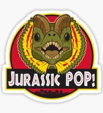 JURASSIC POP! 2 Sticker
