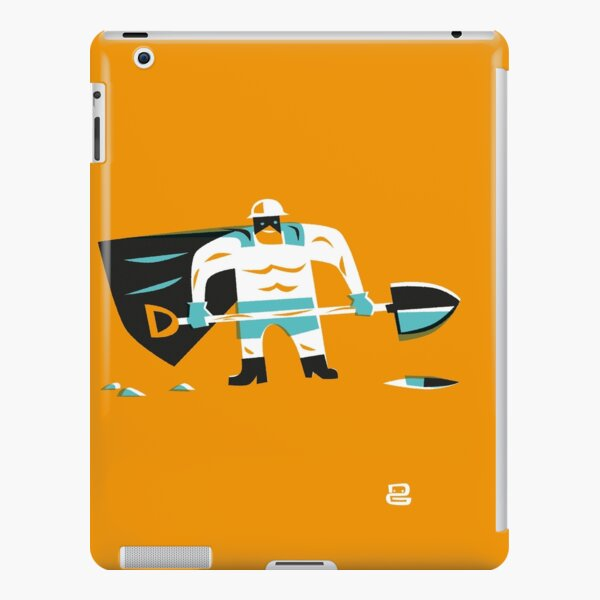 Super D (m) iPad Snap Case