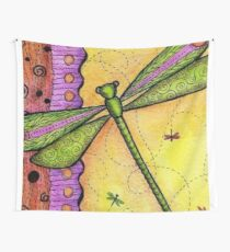 DRAGON-FLY Wall Tapestry