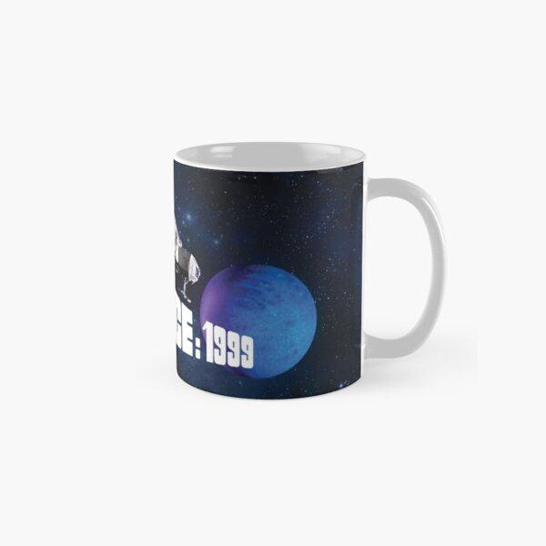 SPACE 1999 CLOCK 1 : EAGLE-LOGO-BLUE PLANET Classic Mug