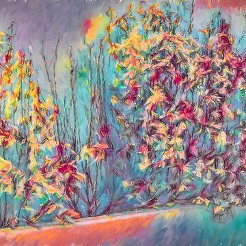 Wallflowers by DVJPhotography