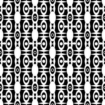 White black ornament 17 by fuzzyfox