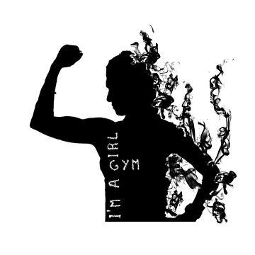 I'm a smokey gym girl by allthismusic