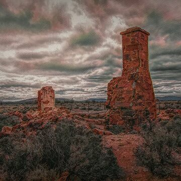 Ruin by DVJPhotography