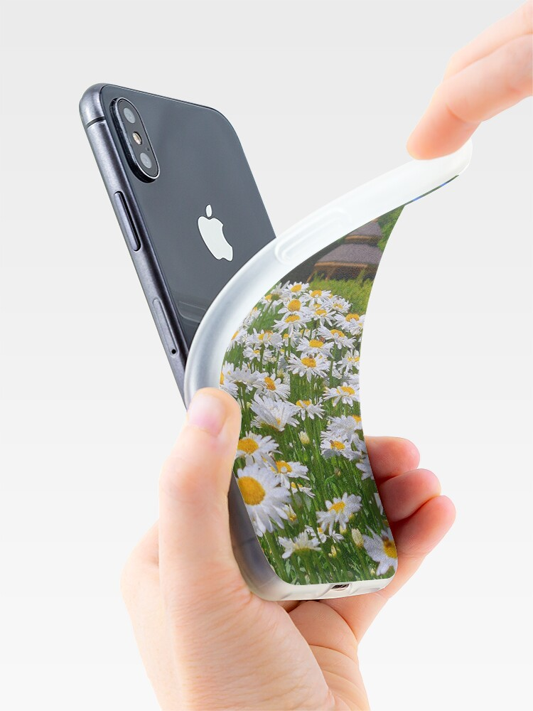 Alternate view of Pushing Up Daisies iPhone Case & Cover