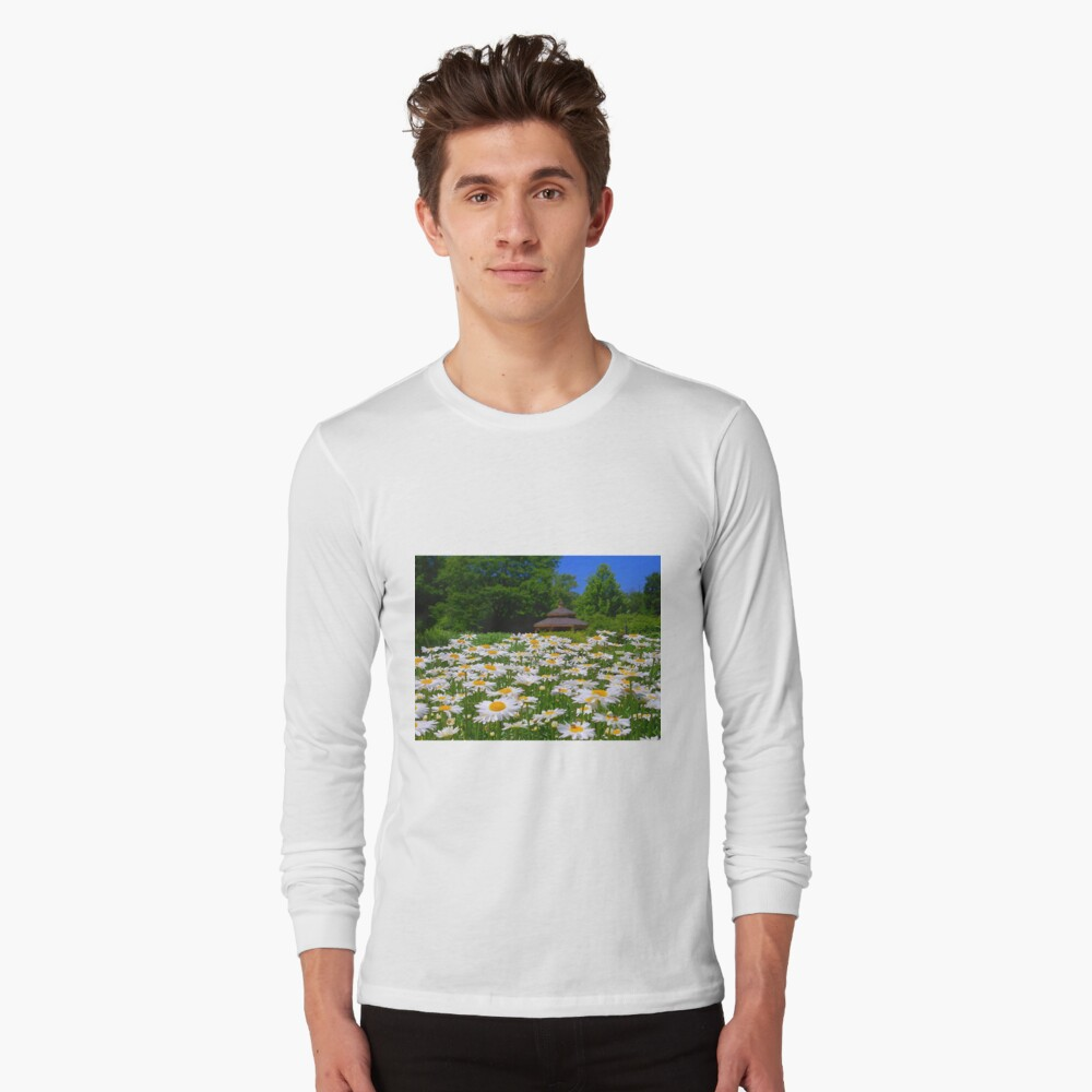 Pushing Up Daisies Long Sleeve T-Shirt