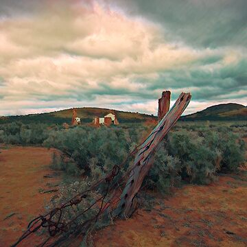 Fence by DVJPhotography