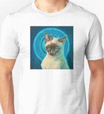 Siamese Portrait T-Shirt