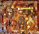 Venice masks... by terezadelpilar ~ art & architecture