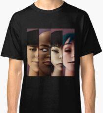 Gorillaz - Faces Classic T-Shirt
