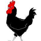rooster by Matt Mawson