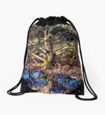 Ode To Solness - Ganesha Mangrove Drawstring Bag
