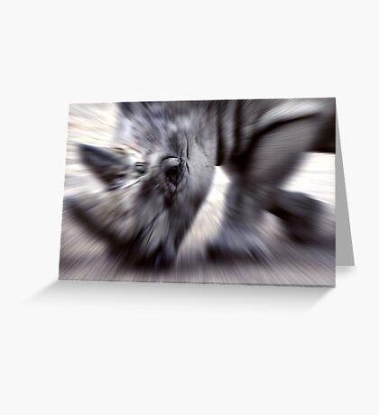 Fear Me ! Greeting Card