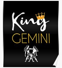 Gemini Quotes Posters | Redbubble