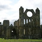 Elgin Cathedral - The Glory That Once Was by lezvee