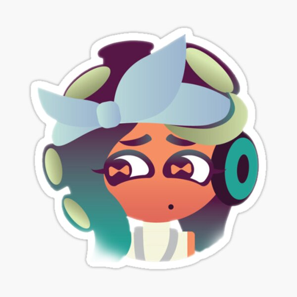 Marina Octo Expansion Tupac Sticker Sticker
