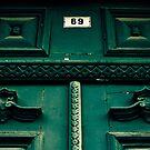 Blue #89 by CadavreExquis