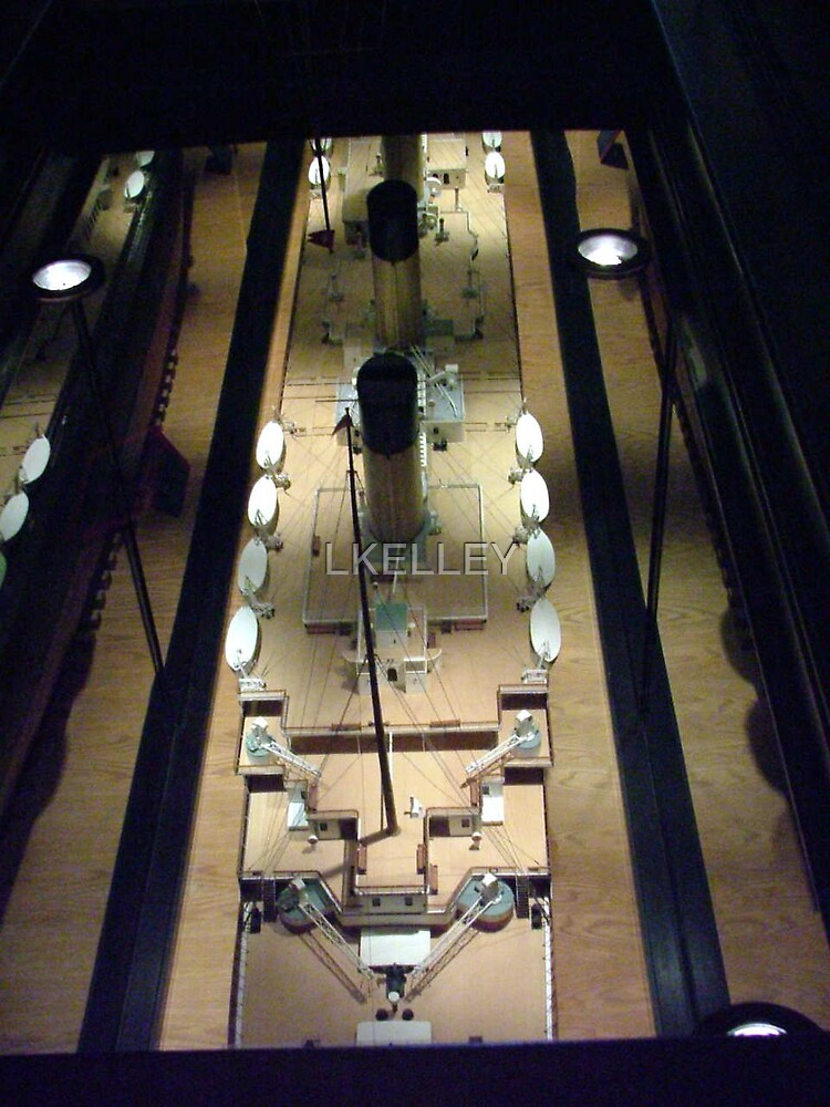 Titanic Museum - Branson, MO by LKELLEY