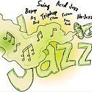 Jazz genres by devscape