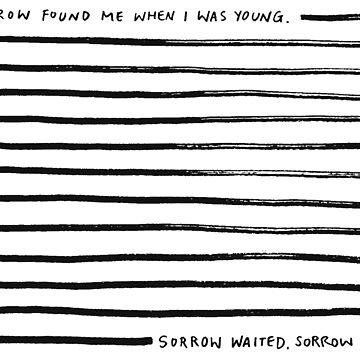 Sorrow - The National by KrisKarlson