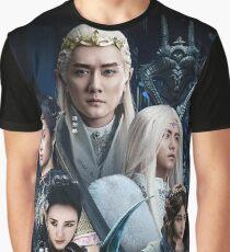 ICE FANTASY Drama C Graphic T-Shirt