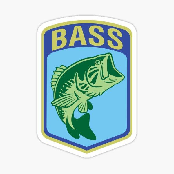 bass Sticker