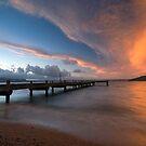 Lake Rotorua. by Michael Treloar