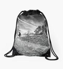 Afterburn Drawstring Bag