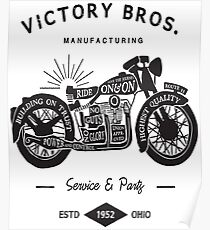 VICTORY POISON Poster