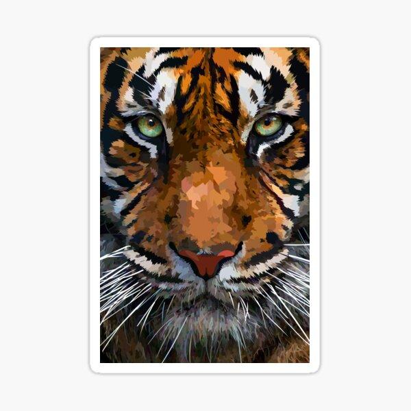 Be fierce Sticker