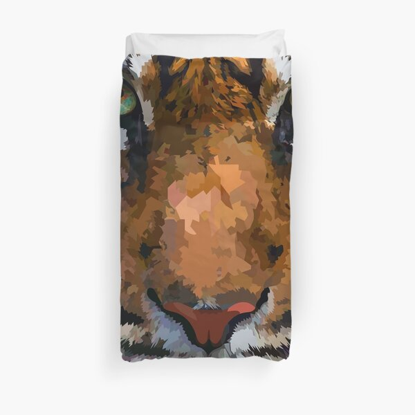 Be fierce Duvet Cover