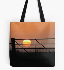 I caught the sun today Tote Bag