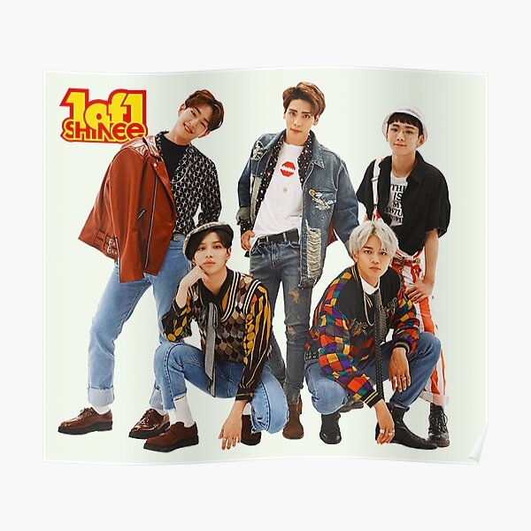 SHINee 1 OF 1 Poster