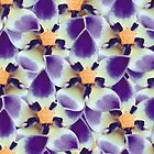 Purpule Flower pattern by hutofdesigns