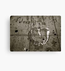 Guess what... I Love You Canvas Print