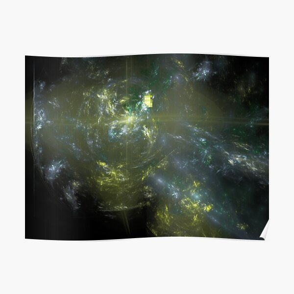 Palladium Nebula Poster