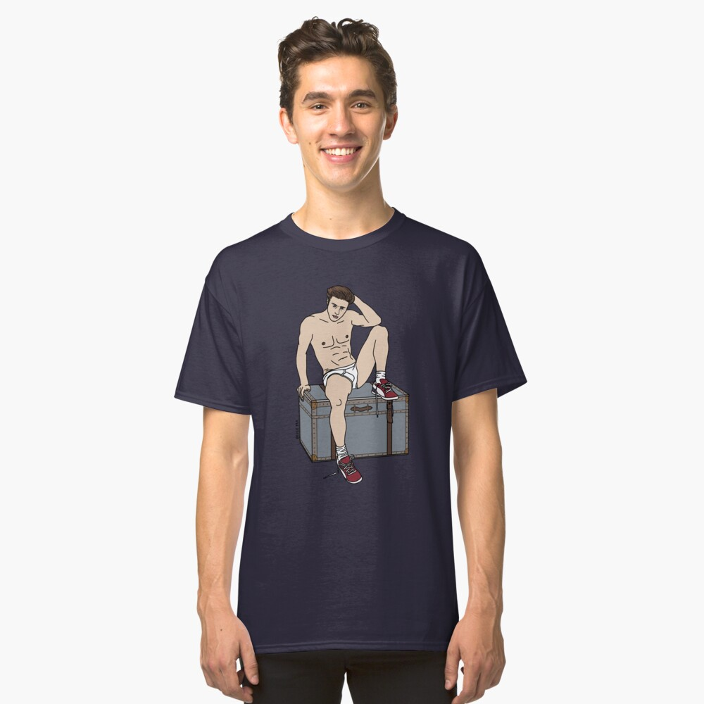 Trunk and Brief Classic T-Shirt