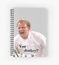 You Donkey! Spiral Notebook