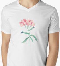 Hortensia Men's V-Neck T-Shirt