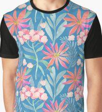 Hortensia Graphic T-Shirt