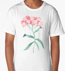Hortensia Long T-Shirt